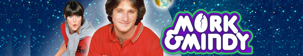 Mork & Mindy Movie Banner