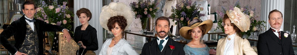 Mr Selfridge Movie Banner