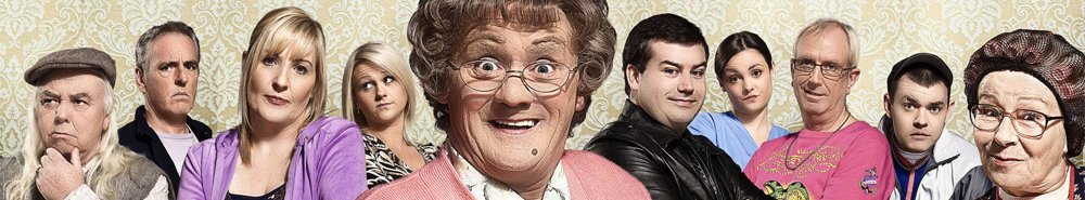 Mrs. Brown's Boys (IRL) Movie Banner