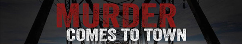 Murder Comes to Town Movie Banner