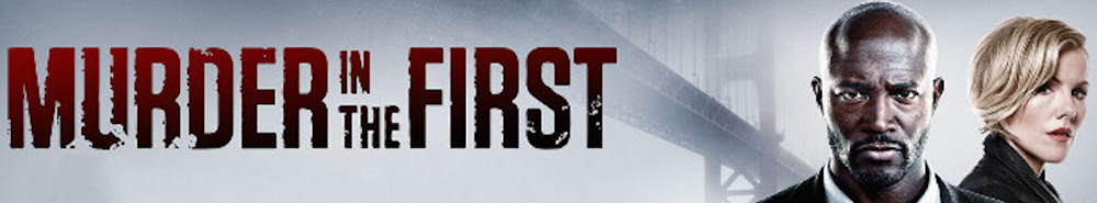 Murder In The First Movie Banner