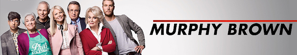 Murphy Brown Movie Banner