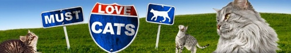 Must Love Cats Movie Banner
