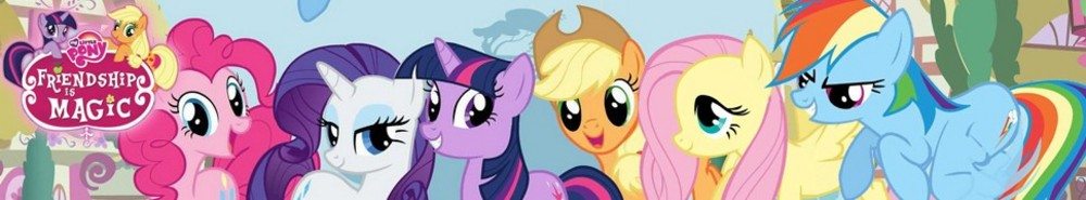 My Little Pony: Friendship is Magic Movie Banner