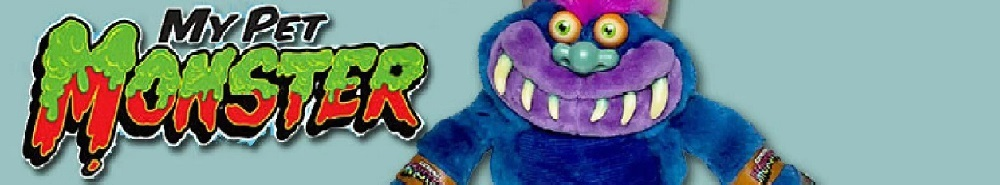 My Pet Monster Movie Banner