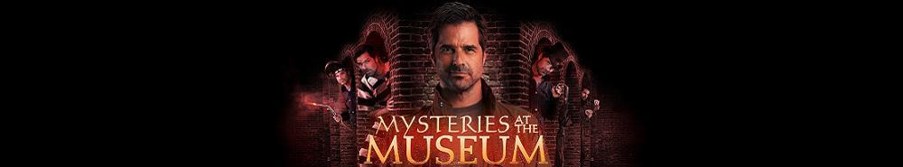 Mysteries at the Museum Movie Banner