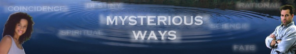 Mysterious Ways Movie Banner