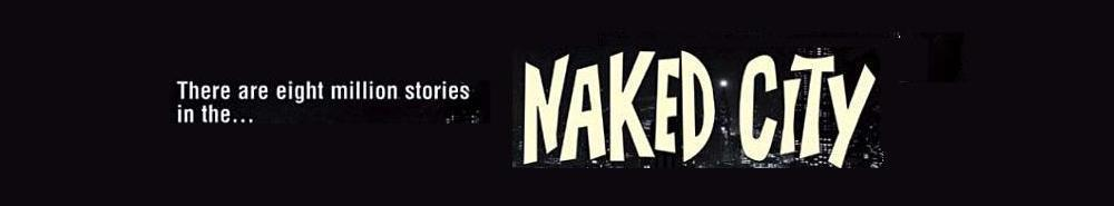 Naked City Movie Banner