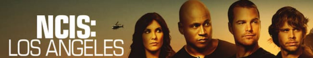 NCIS: Los Angeles Movie Banner
