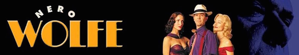 Nero Wolfe Movie Banner