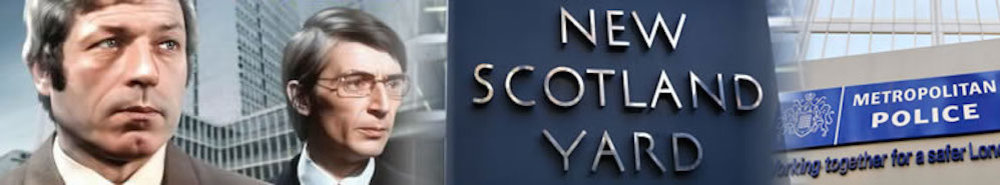 New Scotland Yard (UK) Movie Banner