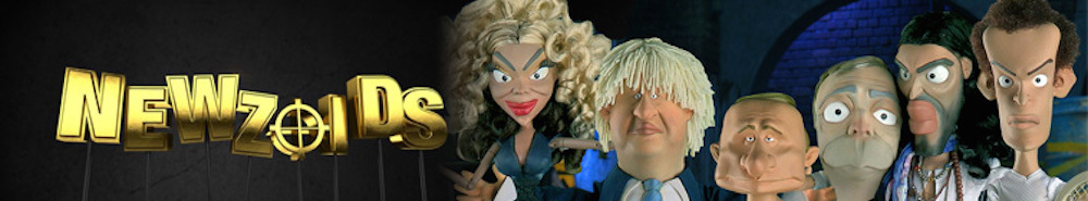 Newzoids (UK) Movie Banner