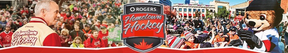 NHL: Rogers Hometown Hockey (CA) Movie Banner
