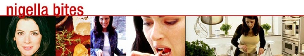 Nigella Bites (UK) Movie Banner
