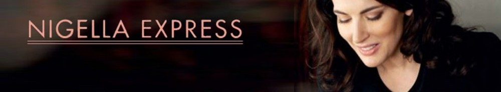 Nigella Express (UK) Movie Banner