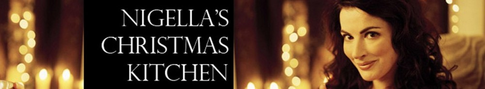 Nigella's Christmas Kitchen (UK) Movie Banner