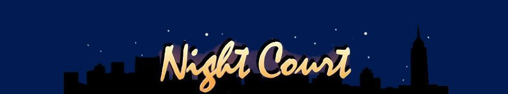 Night Court Movie Banner
