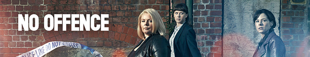 No Offence (UK) Movie Banner