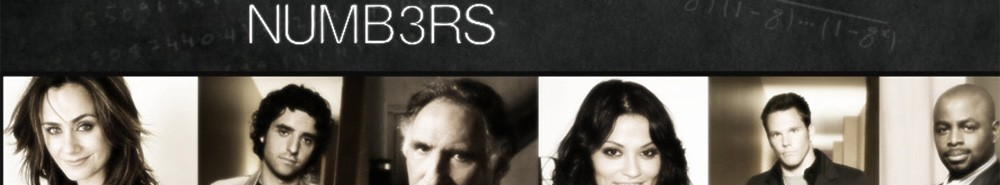 Numb3rs Movie Banner