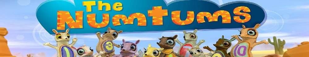 The Numtums (UK) Movie Banner