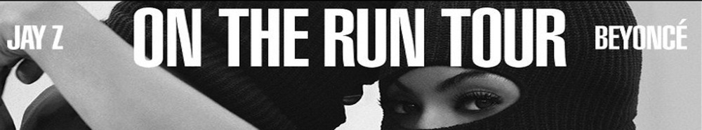 On the Run Tour: Beyoncé and Jay-Z Movie Banner