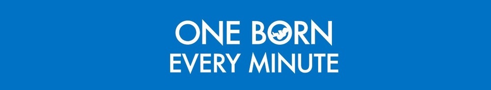 One Born Every Minute (UK) Movie Banner