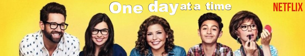 One Day at a Time (2017) Movie Banner