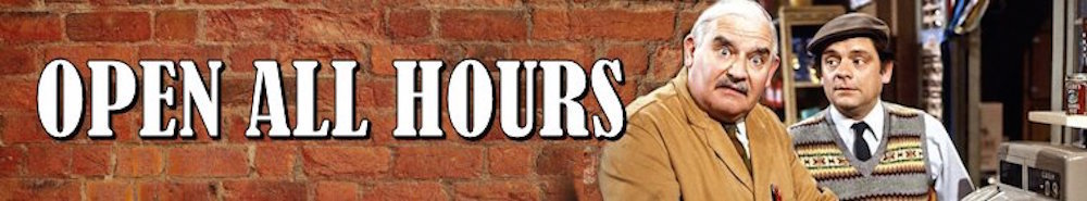 Open All Hours (UK) Movie Banner