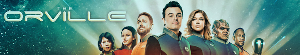 The Orville Movie Banner