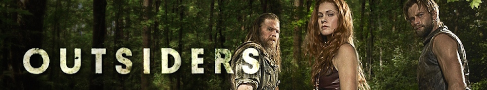 Outsiders Movie Banner