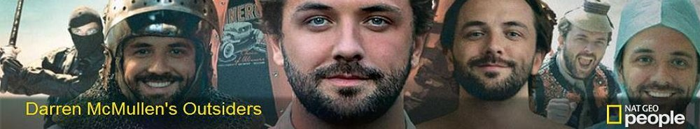 Outsiders with Darren McMullen (UK) Movie Banner