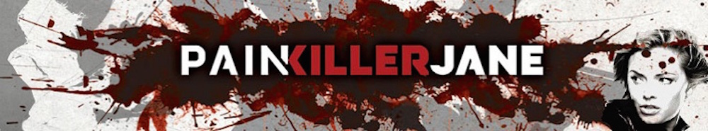 Painkiller Jane Movie Banner