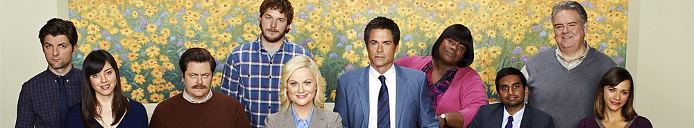 Parks and Recreation Movie Banner