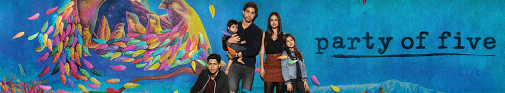 Party of Five (2020) Movie Banner