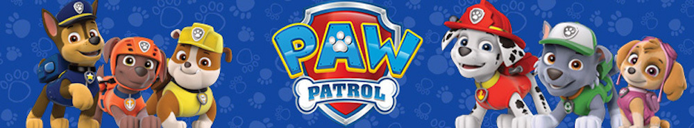 PAW Patrol Movie Banner
