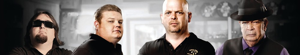 Pawn Stars Movie Banner