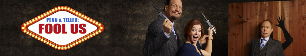 Penn & Teller: Fool Us Movie Banner