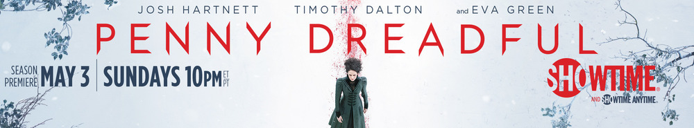 Penny Dreadful Movie Banner