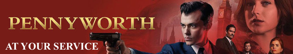 Pennyworth Movie Banner