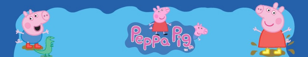 Peppa Pig Movie Banner