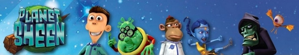 Planet Sheen Movie Banner