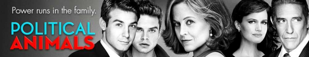 Political Animals Movie Banner