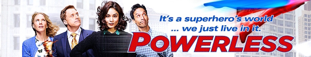 Powerless Movie Banner