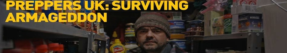 Preppers UK Movie Banner