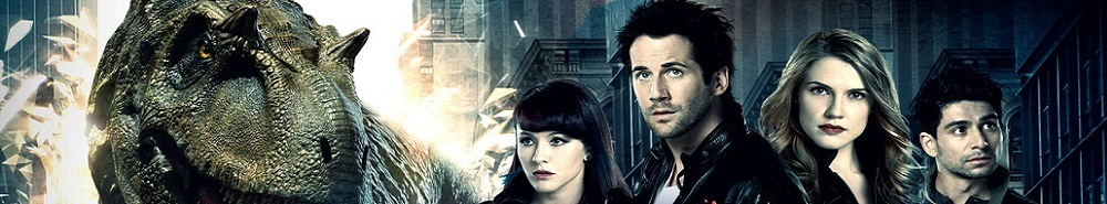 Primeval: New World Movie Banner