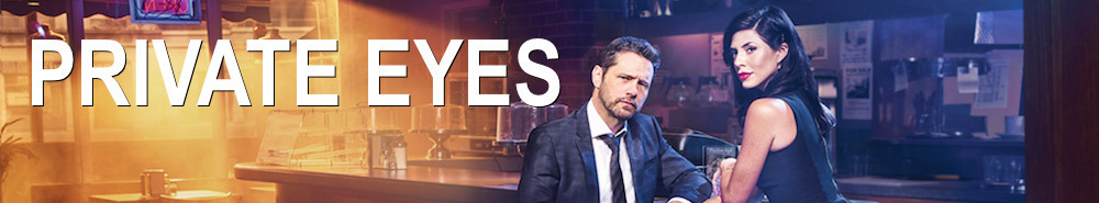 Private Eyes (CA) Movie Banner