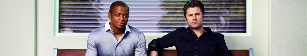 Psych Movie Banner