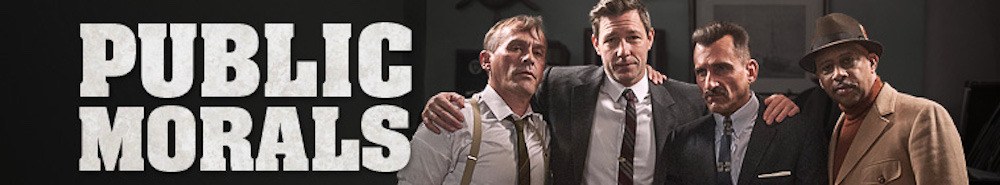 Public Morals (2015) Movie Banner