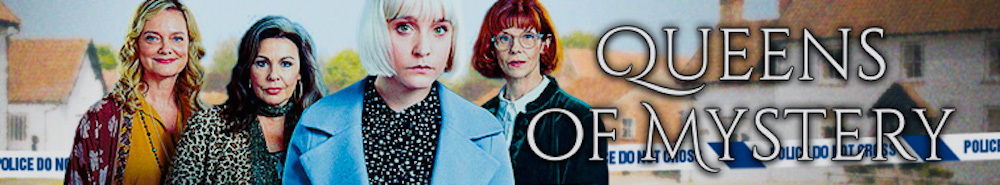 Queens of Mystery Movie Banner