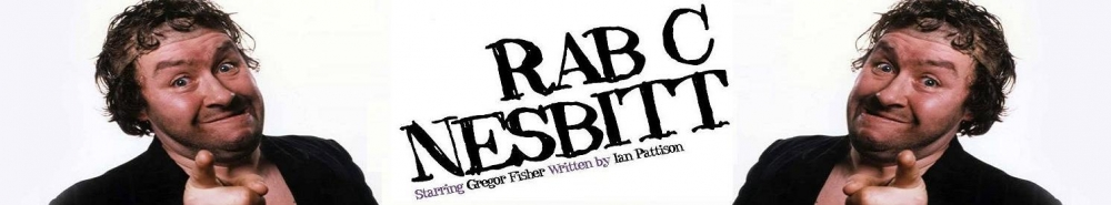 Rab C Nesbitt (UK) Movie Banner